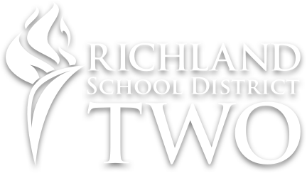 Richland County School District Two logo