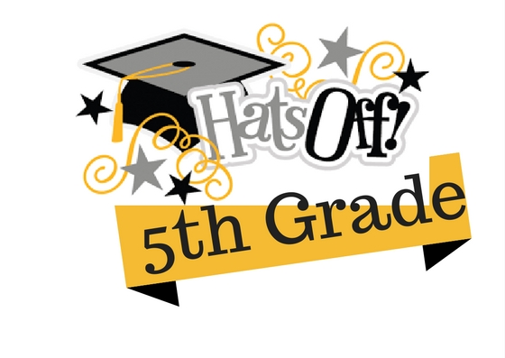 Image result for 5th grade graduation