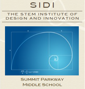 The STEM Institute of Design and Innovation (SIDI) logo