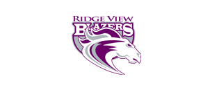 Ridge View High Logo