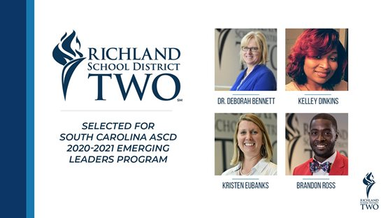 Richland School District Two   FOUR RICHLAND TWO EDUCATORS EARN