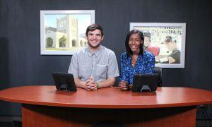 Redhawk TV Studio Anchors